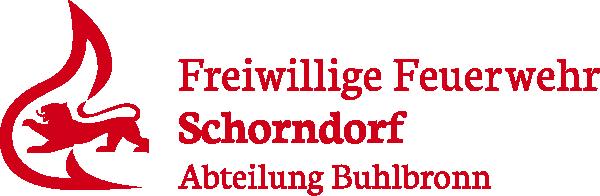 Logo der Freiwilligen Feuerwehr Schorndorf Abteilung Buhlbronn